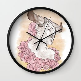 Companions - Iron Bull Wall Clock