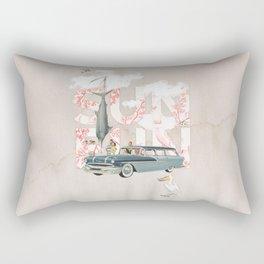 Sun Fun Rectangular Pillow