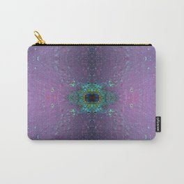 Silicon-based life form - E5 purple Carry-All Pouch
