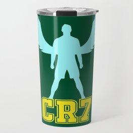 Angel Cristiano CR7 Travel Mug