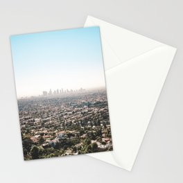 View of the Angels Stationery Cards