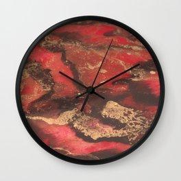 Magic And Mayhem Wall Clock