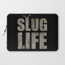 slug Life - Slacker Logo Laptop Sleeve