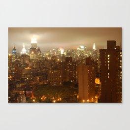 Gotham 1 Canvas Print