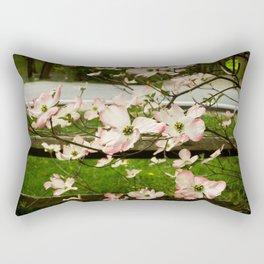 The little things Rectangular Pillow