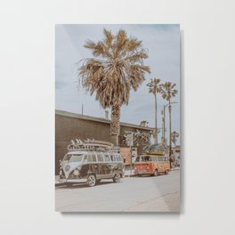 Summer Road Trip Metal Print