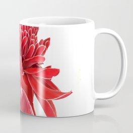 Torch Ginger Flower Coffee Mug