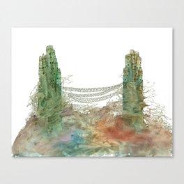 City #52: Vimayali Canvas Print