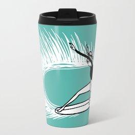 Surfer Girl Turn Travel Mug