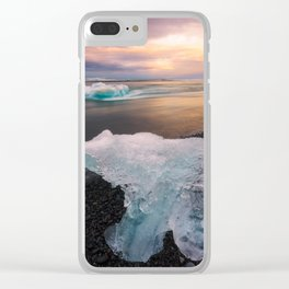 Iceland (RR 196) Clear iPhone Case