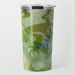 Cave Art 2 Travel Mug
