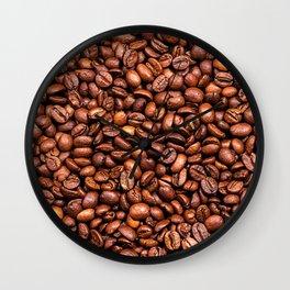 COFFEE BEANS I Wall Clock