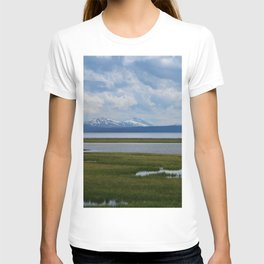 Pelican Creek - Yellowstone Lake T-shirt
