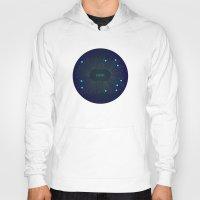 cosmic Hoodies featuring Cosmic by Katya Sokolova