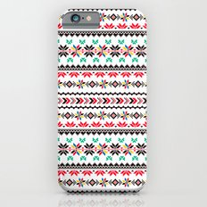 Traditional Embroidery iPhone 6s Slim Case
