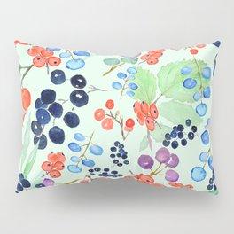 joyful berries Pillow Sham