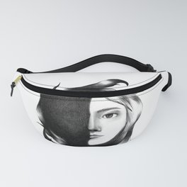 Their Masks Disappear Soon Fanny Pack