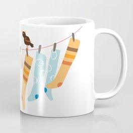 Clothes Line Coffee Mug