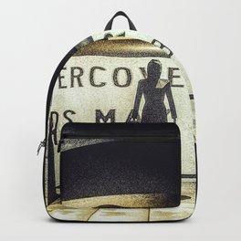 Stranger In Town Backpack