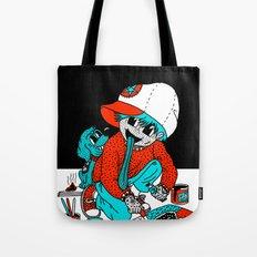 SHIT ART TRIP. Tote Bag