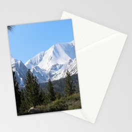 Mammoth Lakes Area Stationery Cards