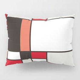De Stijl Pillow Sham