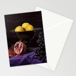Flemish Fruit Stationery Cards