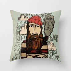 SOME MEN ARE SAILORS Throw Pillow