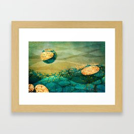 Take me to Another World... Framed Art Print