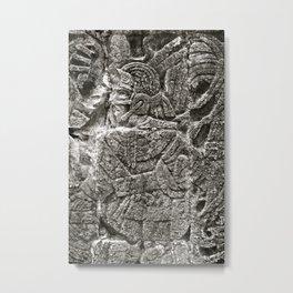Mayan Ancients 1 Metal Print
