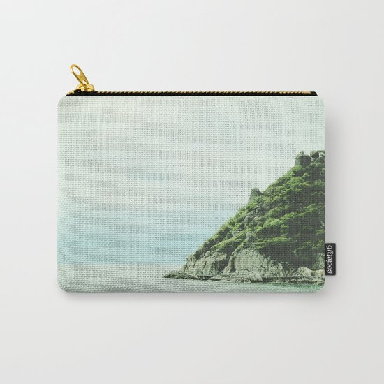 Une ile Carry-All Pouch