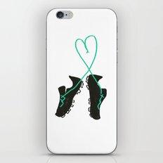 Futbol Love iPhone & iPod Skin
