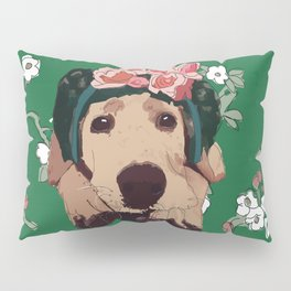 Frida-brador Pillow Sham