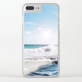 Tulum, Quintana Roo Clear iPhone Case