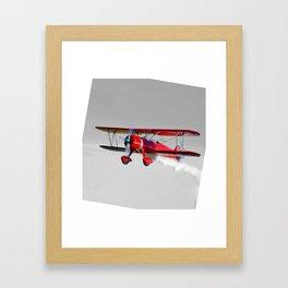 Plane-ing Framed Art Print