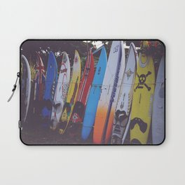 Surf-board-s up Laptop Sleeve