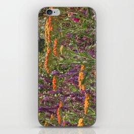 Botanical Garden Colour iPhone Skin