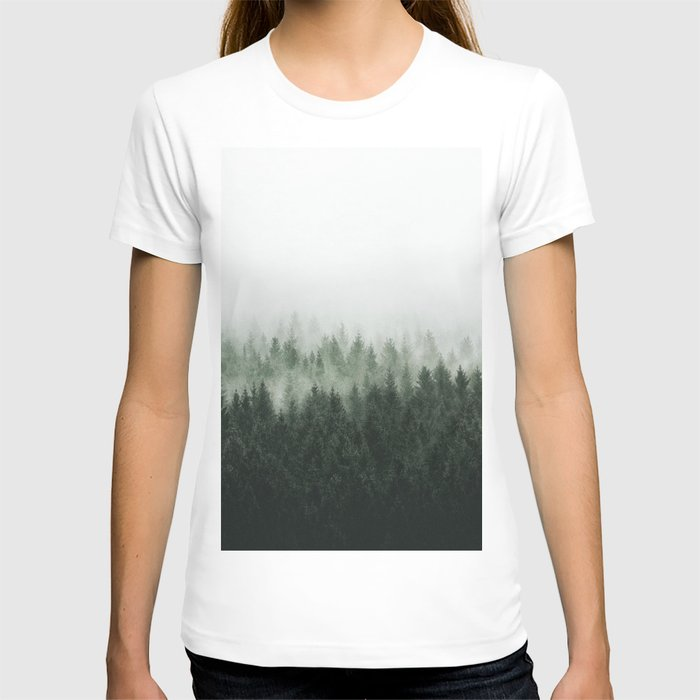 High And Low T-shirt
