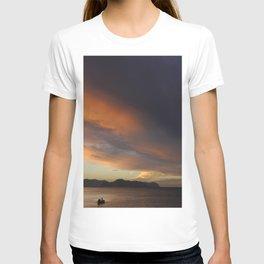 Sicilian sunset T-shirt