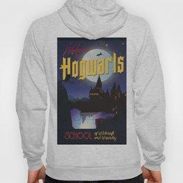Welcome to Hogwarts Hoody
