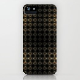Fractal Art by Sven Fauth - Eye of the Matrix iPhone Case