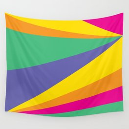 Color lighting Wall Tapestry