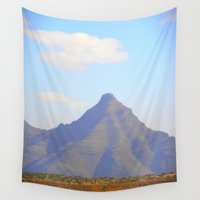 mexico Wall Tapestries featuring New Mexico by Alaura K