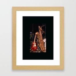 G&S... Framed Art Print