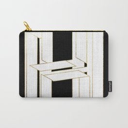 Beautiful Armor Letter H Carry-All Pouch