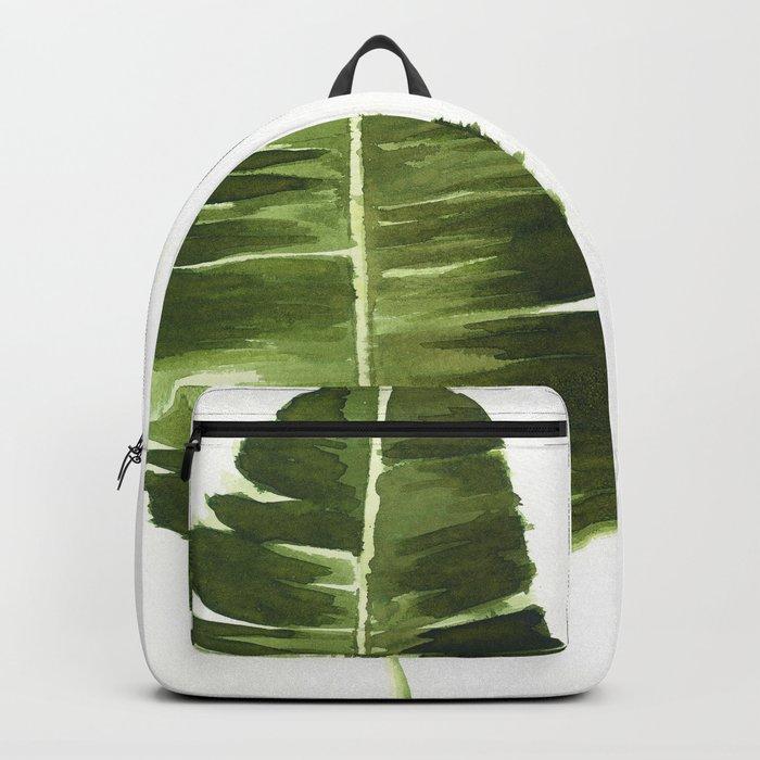 Nature leaves II Backpack