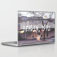 cinema Laptop & iPad Skins featuring Cinema Columbia by Lauraleemtl