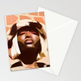 Brown Sugar and Molasses Stationery Cards