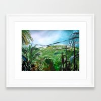 hollywood Framed Art Prints featuring Hollywood by James Peart