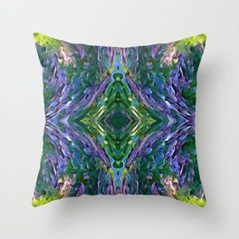 Heart Expansion Throw Pillow